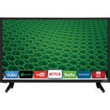 "VIZIO D D24-D1 24"" 1080p LED-LCD TV - 16:9 - Black"