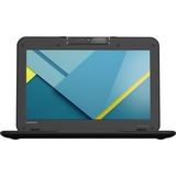"Lenovo N22 80SF0000US 11.6"" 16:9 Chromebook - 1366 x 768 - Intel Celeron N3050 Dual-core (2 Core) 1.60 GHz - 2 GB DDR3L SDRAM - Chrome OS"