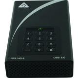 Apricorn Aegis Padlock DT FIPS ADT-3PL256F-8000 8 TB Desktop Hard Drive