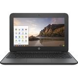 "HP Chromebook 11 G4 EE 11.6"" 16:9 Chromebook - 1366 x 768 - Intel Celeron N2840 Dual-core (2 Core) 2.16 GHz - 2 GB DDR3L SDRAM - 16 GB SSD - Chrome OS (English)"