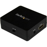 StarTech.com HDMI Audio Extractor - HDMI to 3.5mm Audio Converter - 2.1 Stereo Audio - 1080p