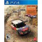 Square Enix Sébastien Loeb Rally EVO Day One Edition