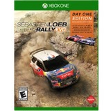 Square Enix Sébastien Loeb Rally EVO Day One Edition