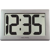 AcuRite 9.5-inch Large Digital Clock