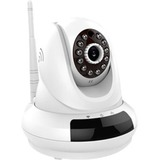 SereneLife Wireless Home Security 720p HD IP Camera with Remote Access Mobile App - IPCAMHD62