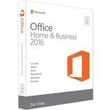 Microsoft Office 2016 Home & Business - 1 Mac