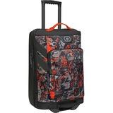 Ogio Tarmac Travel/Luggage Case (Trolley) for Travel Essential - Black, Orange