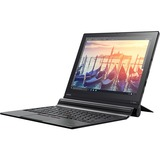 "Lenovo ThinkPad X1 Tablet 20GG001NUS 12"" (In-plane Switching (IPS) Technology) 2 in 1 Notebook - Intel Core M m7-6Y75 Dual-core (2 Core) 1.20 GHz - Convertible - Midnight Black"