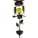 Moonrays Owl Stake Light