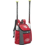 Louisville Slugger Carrying Case (Backpack) for Sports Equipment - Scarlet