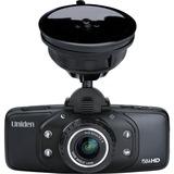 "Uniden Dash Cam Digital Camcorder - 2.7"" LCD - Full HD - Black"