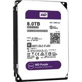 """WD Purple WD80PUZX 8 TB 3.5"""" Internal Hard Drive"""