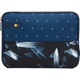 """Case Logic Hayes HAYS-111 Carrying Case (Sleeve) for 11.6"""" Notebook - Blue"""
