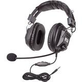 Califone 3068-style Headset w/ Boom Mic