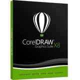 CorelDRAW GraphicsSuite X8 Upg