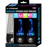 Xtreme Cables Speaker System - Portable - Battery Rechargeable - Wireless Speaker(s) - Black