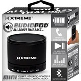 Xtreme Cables Speaker System - Portable - Wireless Speaker(s) - Black