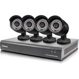 Swann DVR8-4400 - 8 Channel 720p Digital Video Recorder & 4 x PRO-A850 Cameras