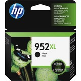 HP 952XL Ink Cartridge, Black (F6U19AN)