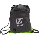 M-Edge Tech Sack Carrying Case for Smartphone, Tablet, Battery - Gray, Lime