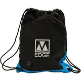 M-Edge Tech Sack Carrying Case for Smartphone, Tablet, Battery - Black, Blue