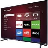 """TCL 55FS3750 55"""" 1080p LED-LCD TV - 16:9 - HDTV 1080p - High Glossy Black"""