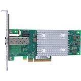 HP StoreFabric SN1100Q 16Gb Single Port Fibre Channel Host Bus Adapter