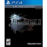 Square Enix FINAL FANTASY XV DAY ONE EDITION