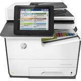 HP PageWide Enterprise 586dn Page Wide Array Multifunction Printer - Color - Plain Paper Print - Desktop