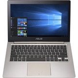 "Asus ZENBOOK UX303UA-YS51 13.3"" Notebook - Intel Core i5 (6th Gen) i5-6200U Dual-core (2 Core) 2.30 GHz - 4 GB DDR3L SDRAM - 128 GB SSD - Windows 10 64-bit - 1920 x 1080 - In- ...(more)"