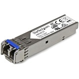 StarTech.com Gigabit Fiber SFP Transceiver Module - HP J4859C Compatible - SM/MM LC with DDM - 10km (6.2 mi.) / 550m (1804 ft.) - 1000Base-LX