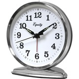 Equity 24014 Analog Wind-Up Loud Bell Alarm Clock
