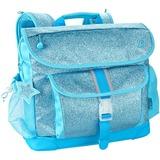 Bixbee Sparkalicious Turquoise Kids Glitter Backpack - Medium