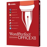 Corel WordPerfect Office X8 Education Edition