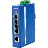 B+B 5-port Gigabit Monitored Ethernet Switch