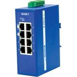 B+B 8-port Gigabit Monitored Ethernet Switch