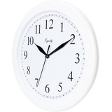 "La Crosse Technology 25201 10"" White Wall Clock"