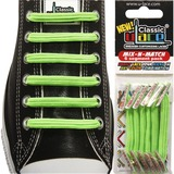 Bright Green U Laces