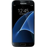 Samsung Galaxy S7 SM-G930U Smartphone - 32 GB Built-in Memory - Wireless LAN - 4G - Bar - Onyx Black - SIM-free - 1 SIM Card Supported - Nano SIM - Android 6.0 Marshmallow - ...(more)