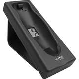 Socket Charging Cradle for DuraScan Scanners, Black