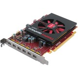 AMD FirePro W600 Graphic Card - 2 GB GDDR5 - PCI Express 3.0 x16 - Half-length/Full-height - Single Slot Space Required