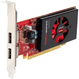AMD FirePro W2100 Graphic Card - 2 GB GDDR3 - PCI Express 3.0 x16 - Half-length/Low-profile - Single Slot Space Required