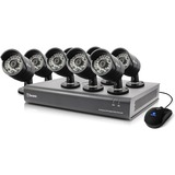 Swann DVR16-4400 - 16 Channel 720p Digital Video Recorder & 8 x PRO-A850 Cameras