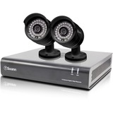 Swann DVR4-4400 - 4 Channel 720p Digital Video Recorder & 2 x PRO-A850 Cameras