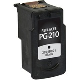 West Point Ink Cartridge - Alternative for Canon (2974B001, PG-210) - Black