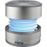 iHome Speaker System - Portable - Battery Rechargeable - Wireless Speaker(s)
