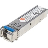 Intellinet Network Solutions Gibit Fiber WDM (RX1550/TX1310) Bi-Directional SFP Module, LC, Single-Mode, 6.2 miles (10 km)