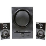 boytone BT-209FD 2.1 Speaker System - 30 W RMS - Wireless Speaker(s) - Black Diamond