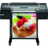 """HP Designjet Z2600 PostScript Inkjet Large Format Printer - 24"""" Print Width - Color"""