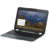 "CTL NL61 11.6"" Chromebook - Intel Celeron N3160 Quad-core (4 Core) 1.60 GHz - 4 GB - 32 GB Flash Memory Capacity - Chrome OS - 1366 x 768"
